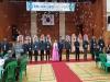 죽변중·고 총동문회, 제30대 총동문회 회장단 이·취임