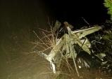 울진 백암산 구주령서 차량 추락사고.. 40대 운전자 사망