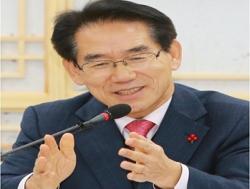 임광원 군수, '3선 도전' 자유한국당 공천 신청