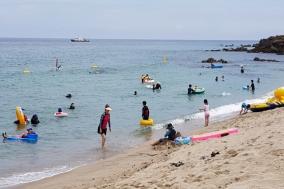 울진지역 7개 해수욕장 내달 13일 개장