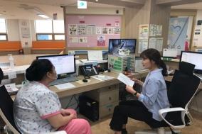 울진경찰서, 장애인 및 요양시설 등 특별방문