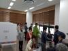 울진 조합장 선거, 오후 3시 현재 투표율 89%