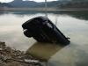 울진 북면서 승용차 저수지 추락… 40대 운전자 사망