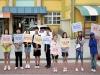 남부초 컵스카우트, 교통안전 캠페인!