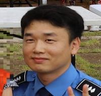 울진해경 김철규 경장, 해양경찰청 '이달의 빛과 소금' 선정