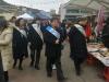 울진교육지원청, 설 맞이 전통시장 장보기 행사 참여
