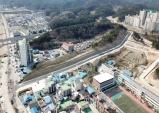 울진군, 북면도시계획도로개설사업 완료