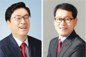 총선 박형수 후보, 군의회보궐선거 신상규 후보 당선
