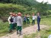 울진국유림관리소, 산림바이오매스수집단 운영