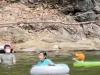부구초등학교 강나현 학생, 불영계곡에서 두 아이를 구조