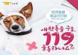 애완동물 구조, 119 출동하나요? 반려동물 응급처치법!